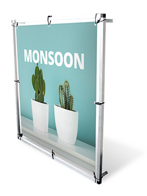Monsoon mural 1250 mm
