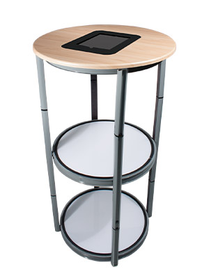 Comptoir Spirale - option porte-iPad