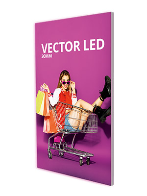 Cadre Vector LED 30 mm