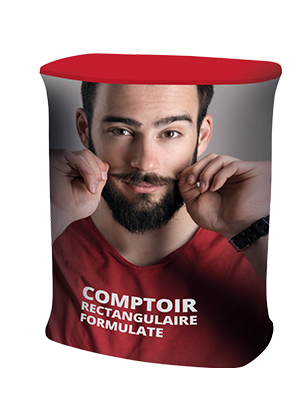 Comptoir Rectangulaire Formulate