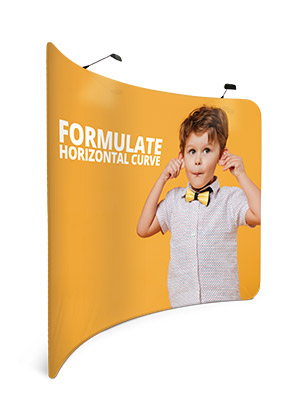 Formulate Courbe Horizontale - Gamme Standard